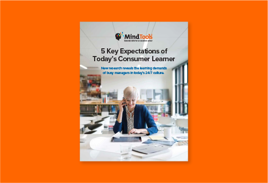 5 expectations of today's consumer learner