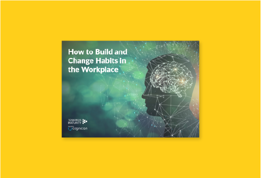 How to build and change habits in the workplace