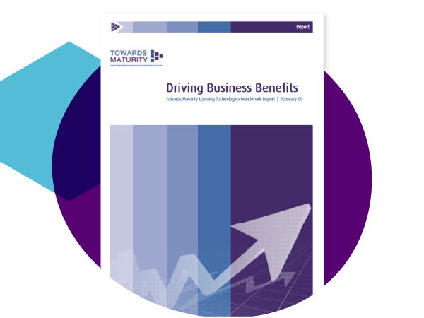 Driving business benefits