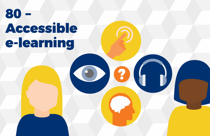 Podcast 80 - How do we make digital learning accessible?