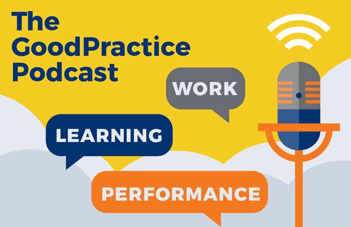 Podcast 15 - Communities of practice and showing your work