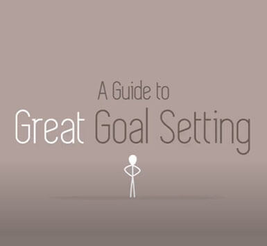 A guide to great goal setting
